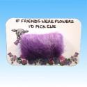 "4104 ""If Friends were flowers I'd pick ewe!"""