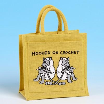 Crochet Bag-YELLOW