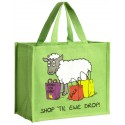 "JB2 ""SHOP 'TIL YOU DROP"" Shopping Bag"
