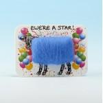 4117 Woolly Fridge Magnet- EWERE A STAR-Assorted Colours