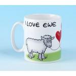 5125 Mug I LOVE EWE