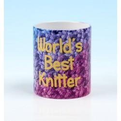 5129 Mug WORLDS BEST KNITTER