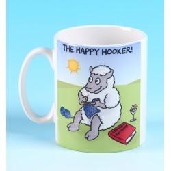 5137 Mug THE HAPPY HOOKER