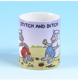 5139 Mug STITCH AND BITCH