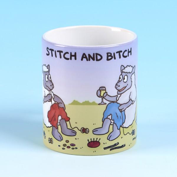 5139 Mug STITCH AND BITCH