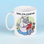 5145 Mug SHHH IM COUNTING