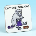 5220 Coaster KNIT ONE, PURL ONE