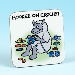 5222 Coaster HOOKED ON CROCHET