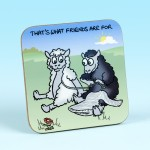 5243 THATS WHAT FRIENDS ARE FOR Coaster