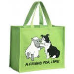 "JB5 ""A FRIEND FOR LIFE"" Shopping Bag"