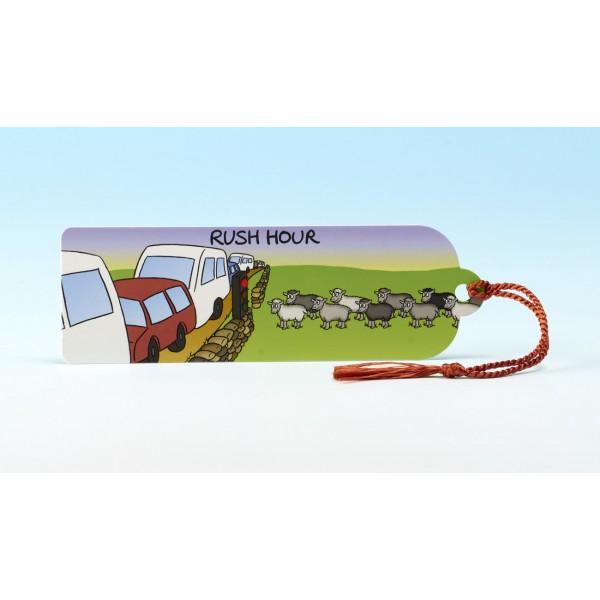 B7 RUSH HOUR Bookmark