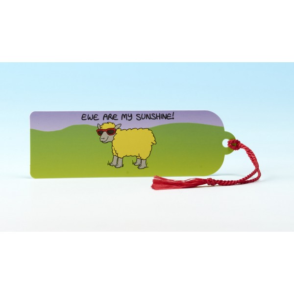 B9 EWE ARE MY SUNSHINE Bookmark