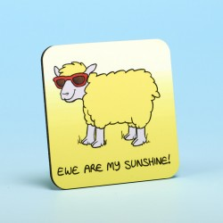 5201 EWE ARE MY SUNSHINE Coaster
