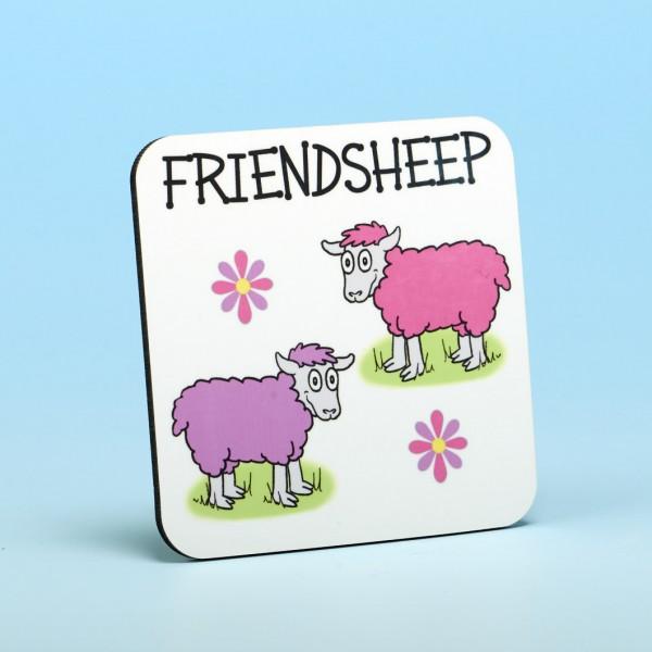 5203 FRIENDSHEEP Coaster