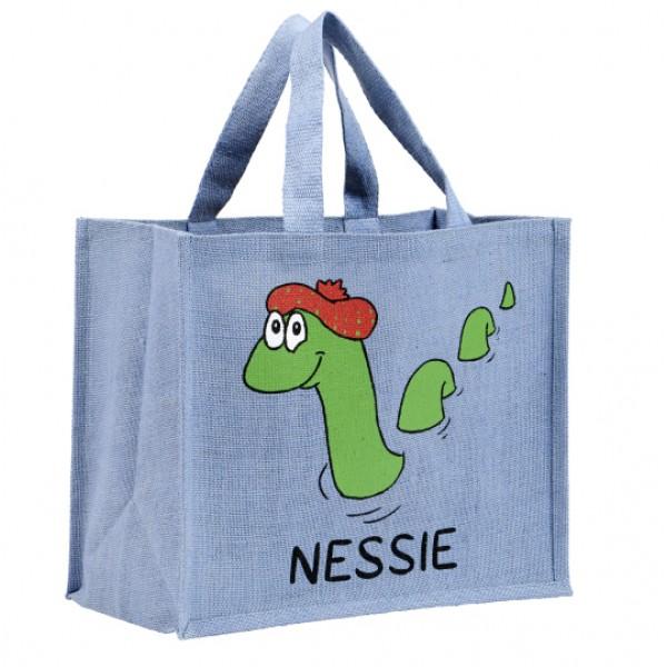 JB13 Souvenir Shopping Bag-Nessie