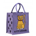 JB15 Square Shopping Bag-Kitty Carrier