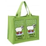 JB34 Souvenir Shopping Bag-SUMMER/WINTER IN WALES