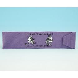 JB37 Knitting Needle Holder-Lilac