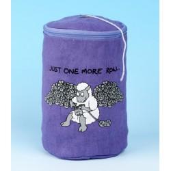 JB38 Knitting Wool Holder-Lilac