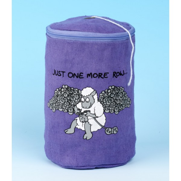JB38 Knitting Wool Holder-Lilac