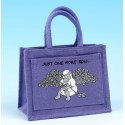 JB43 Crochet/Project Bag-Lilac