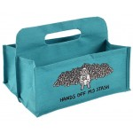 ACCESSORY BAG SET-TURQUOISE