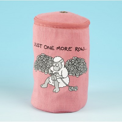 JB85 Knitting Wool Holder-Bright Pink