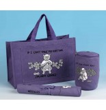 KNITTERS GIFT SET-LILAC