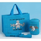 KNITTERS GIFT SET-TURQUOISE