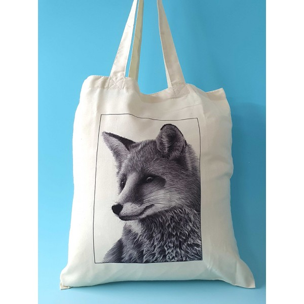 8616 Soft Shopper Bag-Mark Charles-Fox