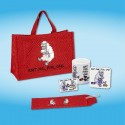 KNITTING GIFT SET-RED