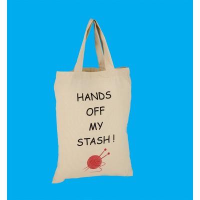 SB4 Small Shopper Bag-HANDS OFF MY STASH