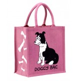 JB14 Square Shopping Bag-Doggy Bag