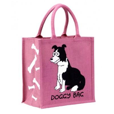 JB14 Square Shopping Bag-Doggy Bag